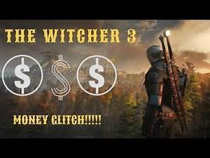 THE WITCHER 3 EASY MONEY GLITCH 2020 ! (UNLIMITED FOR EARLY LEVEL)