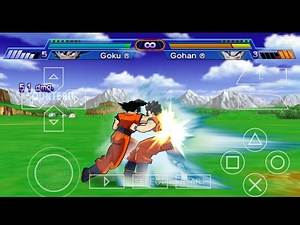 BEST DRAGON BALL Z GAME ON ANDROID