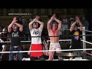 Catch Point Debuts - Beyond Wrestling Flesh (Drew Gulak, Tracy Williams, Matthew Riddle, TJ Perkins)