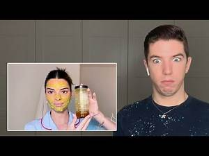 Specialist Reacts to Kendall Jenner's Skin Care Routine