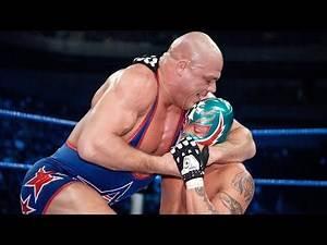 Rey Mysterio vs. Kurt Angle: SmackDown, Feb. 10, 2005