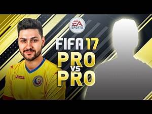 FIFA 17 Ovvy vs THE BEST PLAYER IN THE WORLD - PRO vs PRO FUT CHAMPIONS ULTIMATE TEAM
