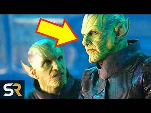 Marvel Theory: The Skrulls Will Have An Important Role In Avengers Endgame