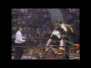 Dean Malenko vs Jushin Liger