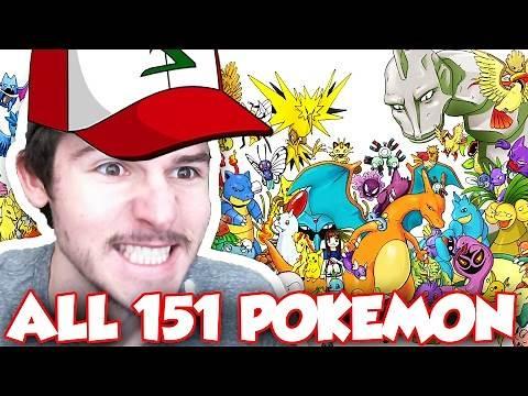 All 151 Pokemon Quiz Challenge