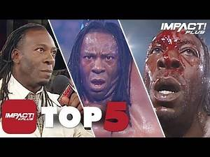 5 GREATEST Booker T Moments in IMPACT Wrestling   IMPACT Plus Top 5s