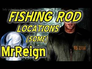 Silent Hill - Downpour - All Fishing Rod Locations Guide HD
