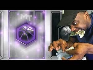 100 DOLLAR OPENING NEW PACKS CHALLENGE! NBA 2k17 MyTeam BIG MEN PACKS! CRAZY LUCK!