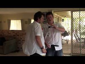 The HANGOVER spoof