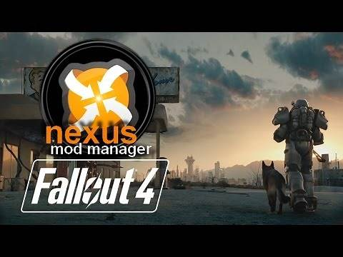FALLOUT 4: Installing Mods using Nexus Mod Manager (NMM) **UPDATED**