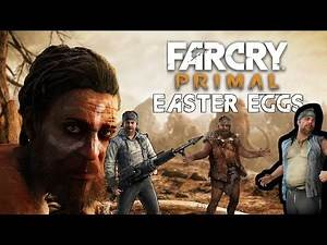 Far Cry Primal - Easter Eggs - Hurk From Far Cry 3 And Far Cry 4 (The Urki) (PC HD) [108060FPS]