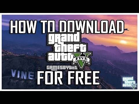 HOW TO DOWNLOAD GTA 5 ON PC FOR FREE ! (2021 METHOD) (100% WORKING)