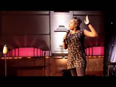 Annette Fagon - Stand Up Comedy- BBC TV - Hilarious Black Female Comedienne