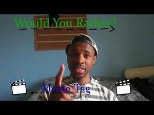 Would You Rather movie tag