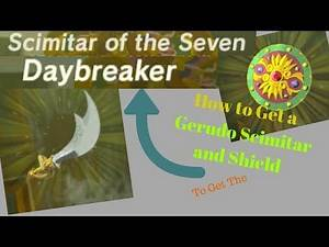 How to Get Champion's Weapons After They Break - Part 4: Scimitar of Seven and Daybreak (With Audio)