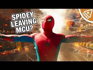 Why Spider-Man Could Already Be Leaving the MCU! (Nerdist News w/ Jessica Chobot)