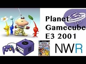 Planet Gamecube E3 2001 Video Part 4 (Pikmin Demo)