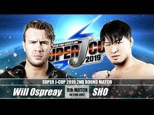 NJPW Super J-Cup 2019 Night 2 in San Francisco Review