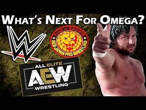 What's next for Kenny Omega? WWE All Elite Wrestling or NJPW?