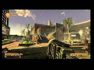 Fallout New Vegas have fun with super hot mod and rockets
