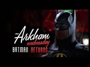 Batman: Arkham Origins History Behind Batman Returns #ArkhamWednesdays