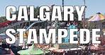 The Calgary Stampede tourism | Midway rides | Things to do in Calgary Alberta travel guide