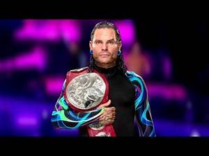 """{WWE}Jeff Hardy Official Theme """"No More Words"""" FULL 2017"""