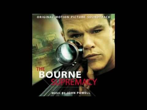 The Bourne Supremacy (OST) - Funeral Pyre