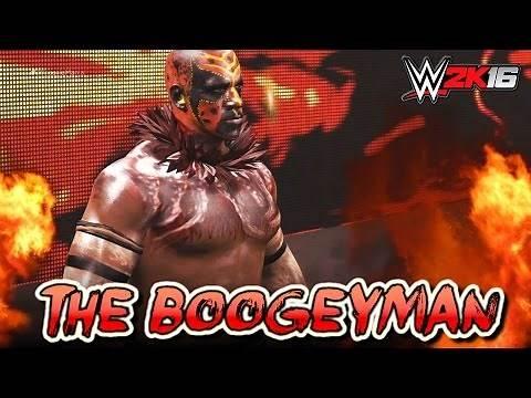 WWE 2K16 The Boogeyman Entrance, Signature & Finisher (Creations)