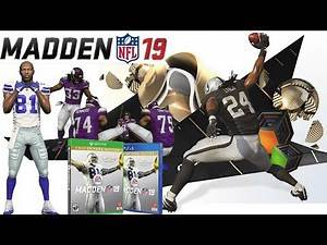 MADDEN 19 IN-GAME SCREENSHOTS & VIDEO!!! (Saquon, Marshawn, Juju, Dalvin Cook & More)