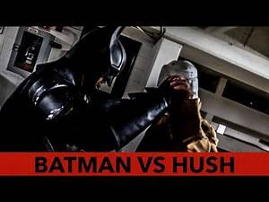 Batman v Hush fan film