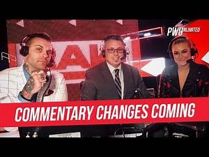 More Information On Changes Coming To WWE's Commentary Teams