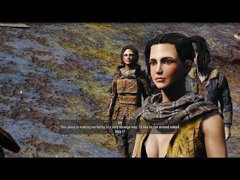 Fallout 4 Mods PC - Hot Mama Ivy