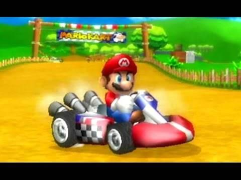 Mario Kart Wii - All 32 Courses 150cc (Grand Prix)