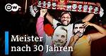 Jürgen Klopp führt Liverpool zur Premier-League-Meisterschaft | DW Deutsch