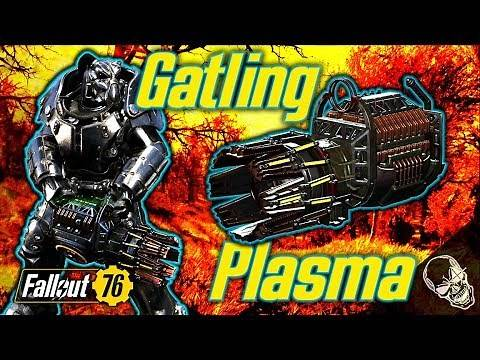 New GATLING PLASMA In Fallout 76 (Gatling Plasma Location)