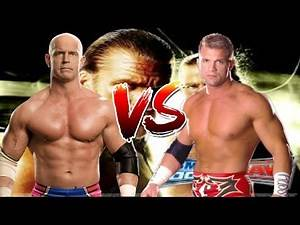 WWE Smackdown vs Raw 2009 Hardcore Holly vs Charlie Haas