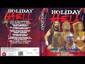 ECW 1995 PPV Rewind