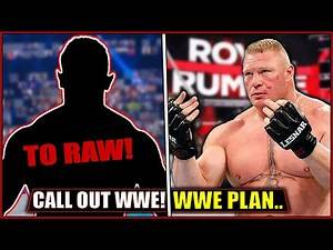 WWE Royal Rumble PLAN REVEALED! Sasha Banks CALL OUT WWE, New CHAMP & New RAW Star Teased | Round Up