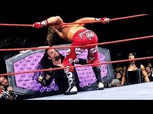 WWF Champion Shawn Michaels vs The Undertaker CASKET MATCH - WWF ROYAL RUMBLE 1998