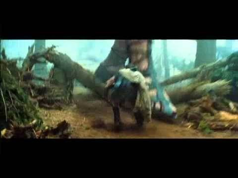 WRATH OF THE TITANS (OFFICIAL TRAILER 2012)