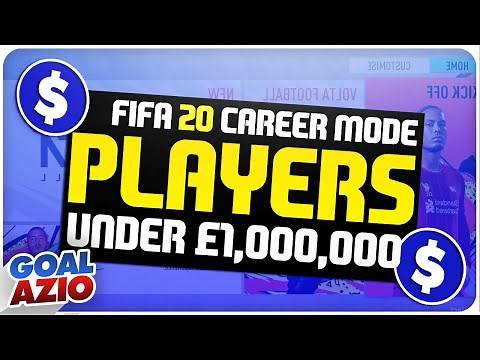 Best Players Under £1 Million To Sign | FIFA 20 Career Mode