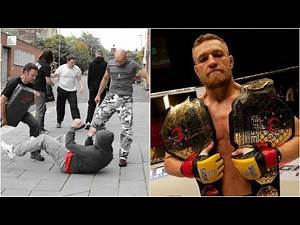 Conor McGregor | Win Street Fight in Real Life
