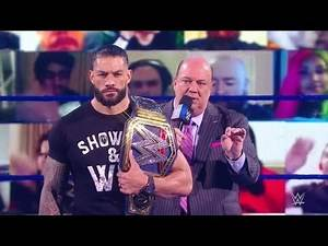 """WWE Roman Reigns Heel Theme Song """"THE EMPIRE OF REIGNS"""" 2020ᴴᴰ [OFFICIAL THEME]"""