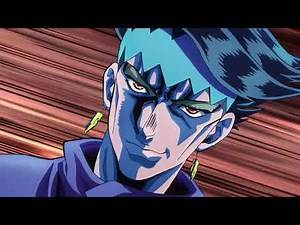 Rohan Insults Josuke's Old Yee-yee Ass Hair