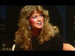 (720pHD): WWE TNT 07/17/84 - Wendi Richter Interview