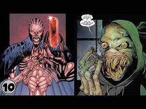 Top 10 Super Villains Too Scary For The DCEU - Part 2
