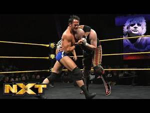 SAnitY vs. Roderick Strong & Pete Dunne - Dusty Rhodes Classic Semifinal: WWE NXT, March 28, 2018