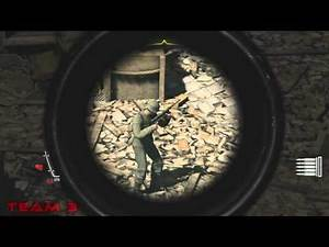 Sniper Elite V2: Mission 1 (FULL GAME LEAK)