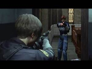 Resident Evil 2 and the Difference a Camera Makes
